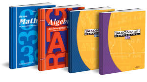 saxon math homeschool books for students in grades k 12