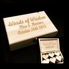 wedding wishes keepsake box wedding wishes box guest book with wood hearts guestbook