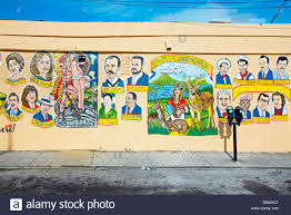 Little Havana Miami Map by Little Havana Miami Calle Ocho Street Stock Photos U0026 Little Havana