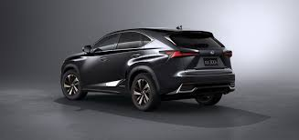 lexus sport nx 2018 lexus nx gets a fresh face in shanghai