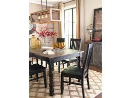 signature design by ashley clayco bay 7 piece rectangular dining