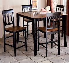pub style dining table pub style kitchen table sets ideas with regard to and chairs plans