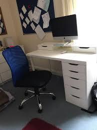 ikea alex desk drawer ikea alex desk add on unit nearly new in abingdon oxfordshire