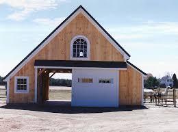 timber frame barns