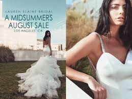 Wedding Dresses In Glendale Los by Lauren Elaine Bridal Reviews U2013 Once Upon A Seam