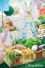 mr mcgregor s garden rabbit kara s party ideas beatrix potter rabbit birthday party