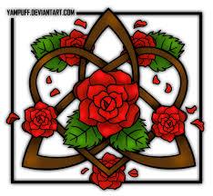 100 celtic rose tattoo 50 meaningful tattoo ideas art and