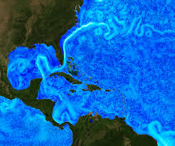 Ocean Currents Map Scientists Explore Ocean Currents Through Simulations Nasa