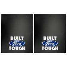 Ford Mud Truck Parts - amazon com built ford tough mud guard 24