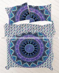 Elephant Bedding Twin Twin Size Elephant Bohemian Bedding Sets Quilt Cover