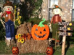 fall yard decorations ideas design ideas and decor