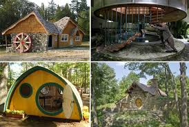 real hobbit house best real life hobbit houses homecrux