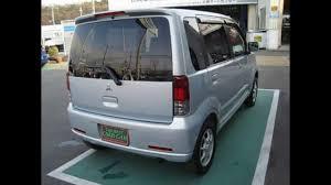 mitsubishi ek wagon ek wagon 2002 m x package aqua silver u car mazda autozam