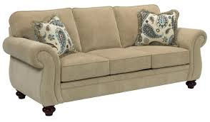 Bobs Furniture Farmingdale by Broyhill Furniture Cassandra Traditional Style Queen Size