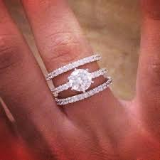 wedding ring with two bands band wedding ring mindyourbiz us