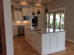 Kitchen Cabinet Construction by White Kitchen Cabinets For A Cleaner Look Cabinet Style