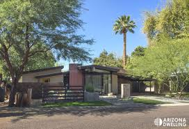 Mid Century Modern House Ralph Haver Homes Mid Century Modern For Sale In Phoenix Az