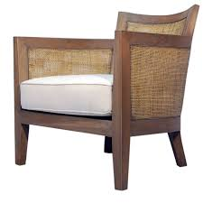 jeffan mumba fabric lounge chair very similar to the crate and
