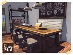 industrial style kitchen u2013 chez moi furnitures
