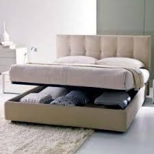 Storage Platform Bed Leather Platform Bed With Storage Foter