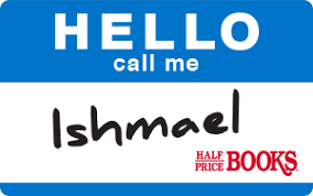 half gift cards half price books gift cards call me ishmael