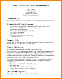 Resume For Internship In Finance 7 Environmental Career Objectives Day Care Receiptscareer