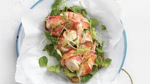 Recipe Lobster Roll by Open Faced Lobster