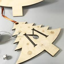 initial letter tree decorations by hickory dickory designs