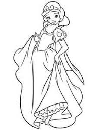 disney princess snow white coloring hm coloring pages