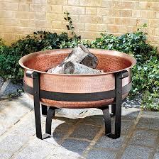 Copper Firepit Copper Pit Ballard Designs