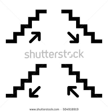 stairs vector stock images royalty free images u0026 vectors