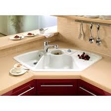 Corner Sink Kitchen Rug Bathroom Remarkable Corner Sink Kitchen Sinks For Small Spaces