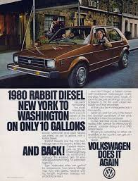 old diesel volkswagen diesel doldrums the 7 slowest cars of 1980 the daily drive