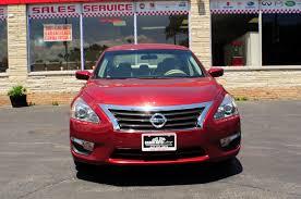nissan altima 2013 sv for sale 2013 nissan altima red sv sedan sale