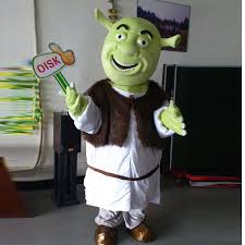 Shrek Halloween Costumes Adults Compare Prices Cartoon Character Halloween Costumes