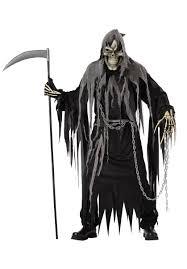 grim reaper costume mr grim reaper costume escapade uk