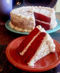 tired of chocolate cake try red velvet birthday cake best
