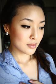 liquid eyeliner tutorial asian perfect winged eyeliner from head to toe