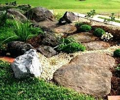 boulder landscaping ideas boulder rock landscaping ideas boulder