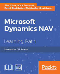 microsoft dynamics nav packt books