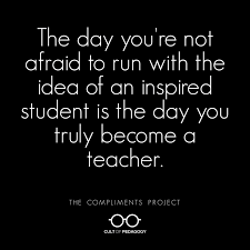 the compliments project cult of pedagogy