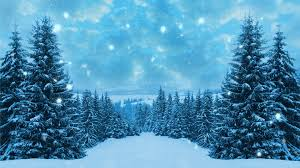 happy new year winter background stock footage