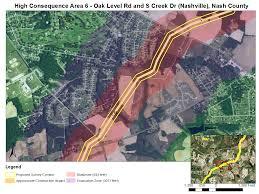 Nc Coast Map New Report On Atlantic Coast Pipeline Blast Zones Frack Free Nc