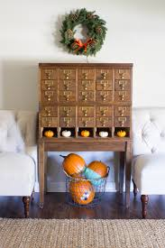 tree classics harvest homes blog hop fall wreath styling erin spain