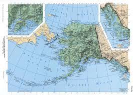 Map Alaska Alaska Mapfree Maps Of Us