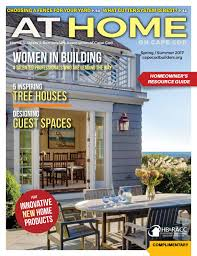 at home on cape cod spring summer 2017 by lighthouse media
