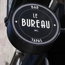 bureau bar a tapas griffintown