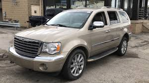 used 2008 chrysler aspen limited chicago il south chicago