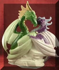 dragon wedding cake toper fantasy wedding cake topper loving