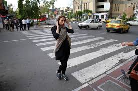 in pics how iran u0027s new moral police force will enforce dress code